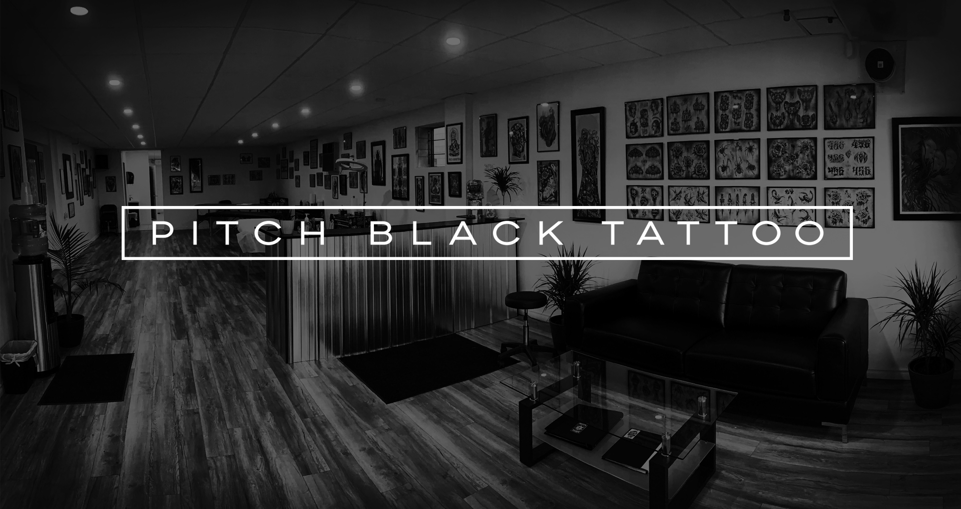 Pitch Black Tattoo 213 Rutland Rd N, Kelowna