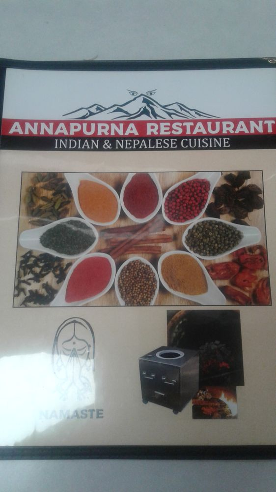 Annapurna Restaurant 325 Main St, Penticton
