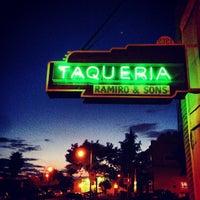 Taqueria Ramiro & Sons