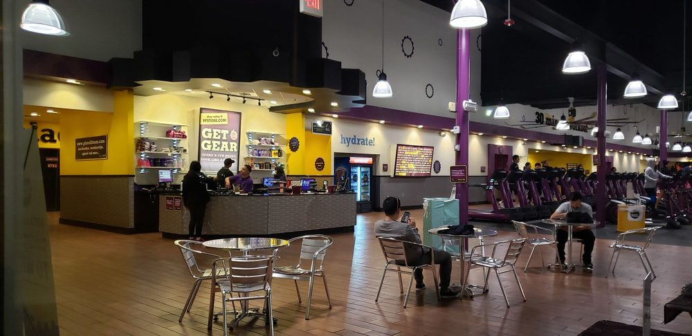 Planet Fitness 610 E Valley Blvd, Alhambra