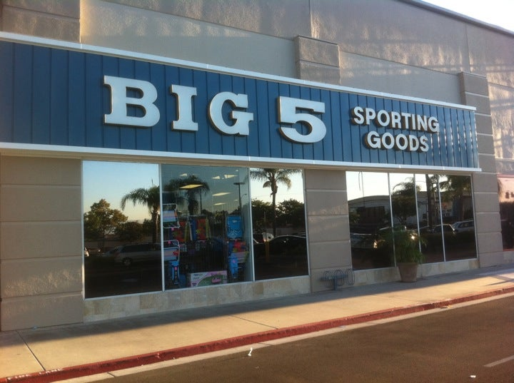 Big 5 Sporting Goods 620 E Valley Blvd, Alhambra