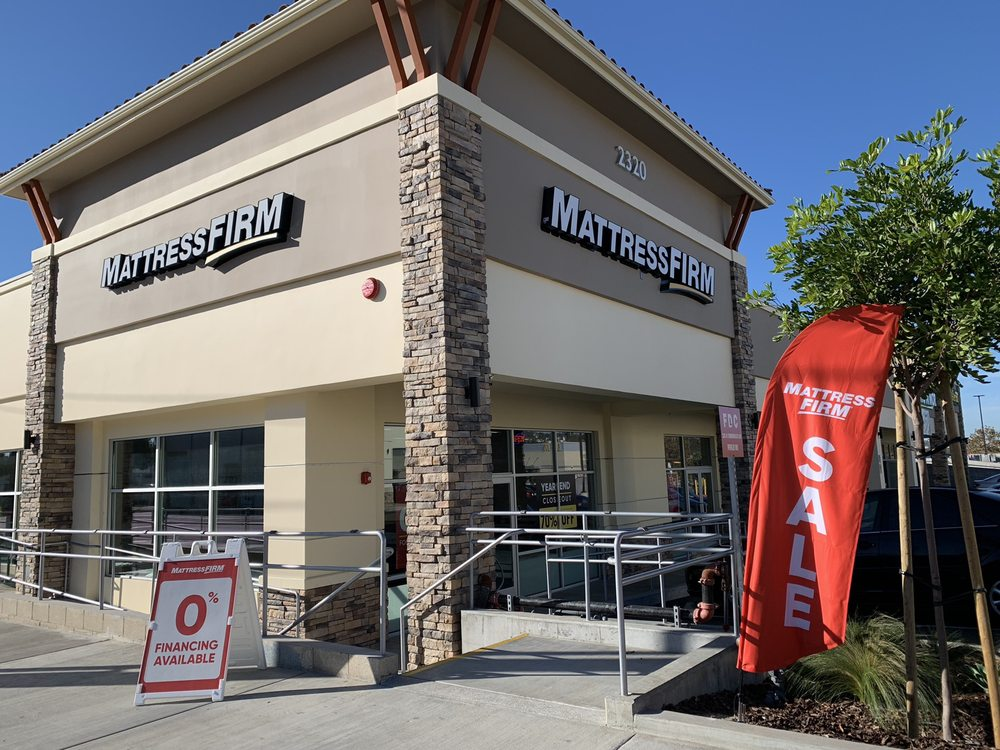 Mattress Firm 2320 W Commonwealth Ave, Alhambra
