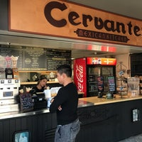 Cervantes Mexican Food *Inside The Good Food Hall*
