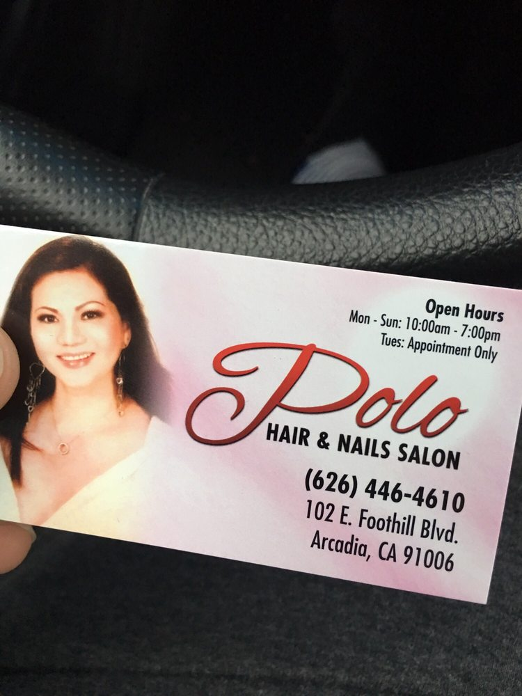 Polo Hair & Nails Salon