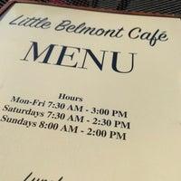Little Belmont Cafe