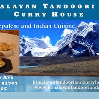 Himalayan Tandoori and Curry House