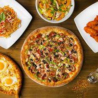 Gourmet Crust Pizza
