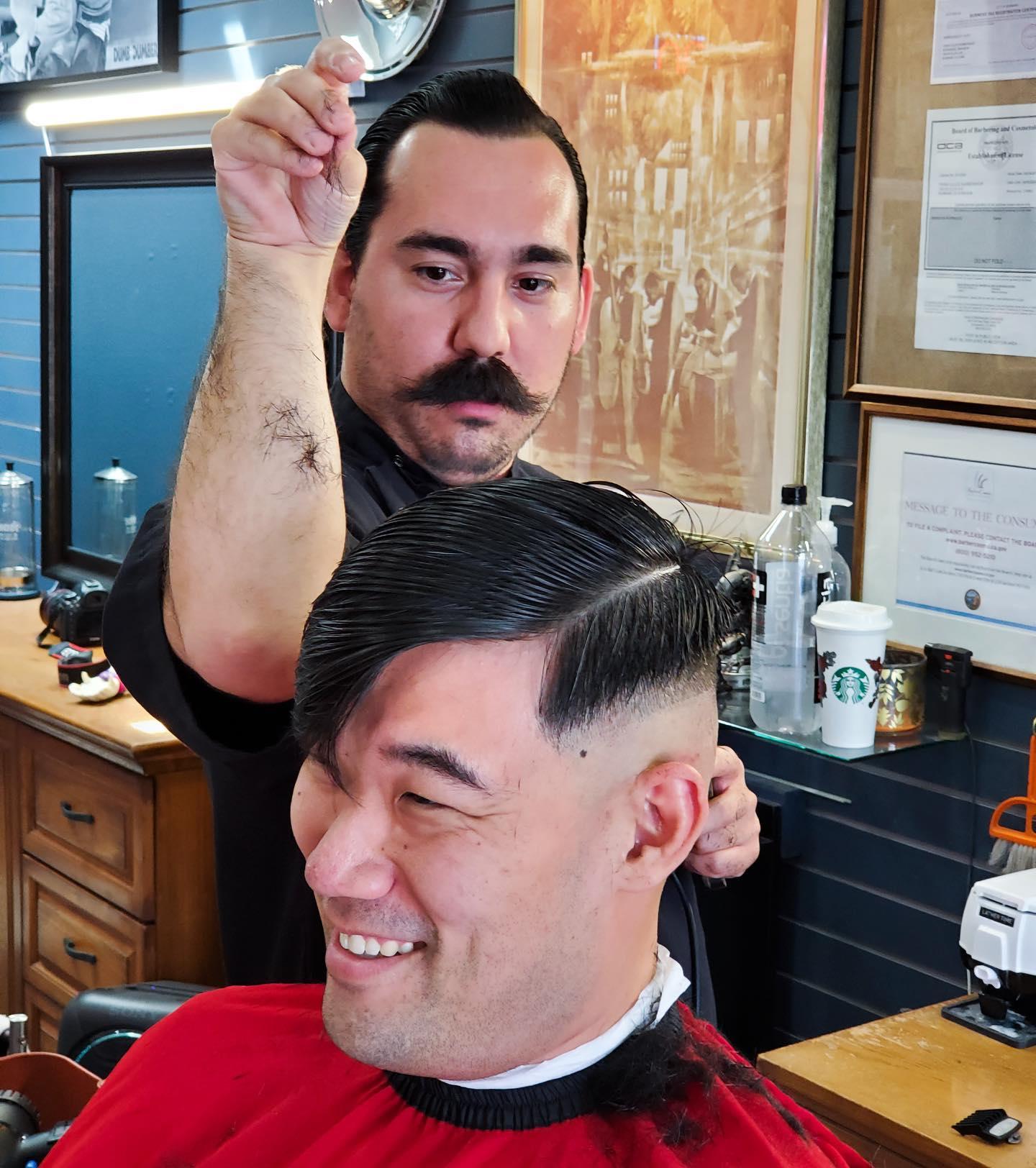 PennyJules Barber Shop