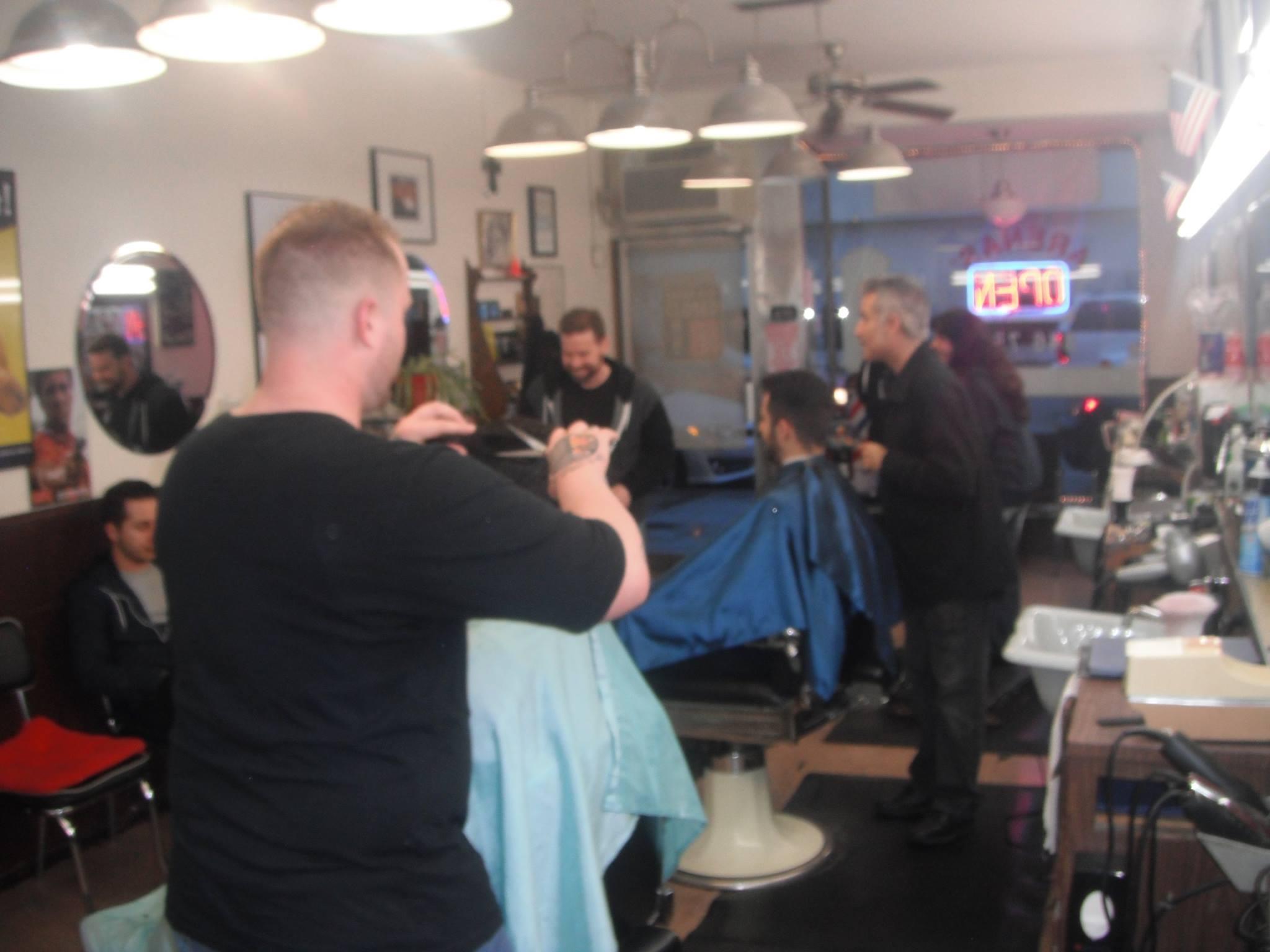 Arenas' Barber Shop