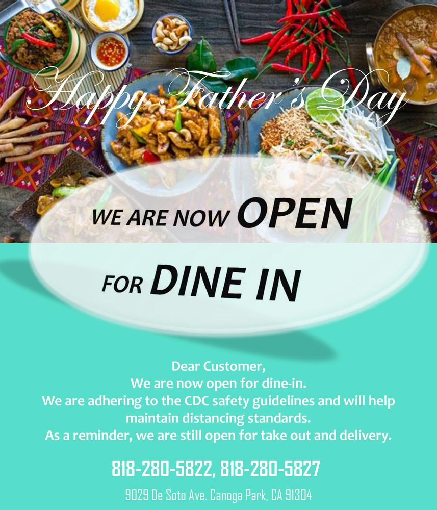 Canoga Park Ca Restaurants Open For Takeout Curbside Service And Or Delivery Restaurantji