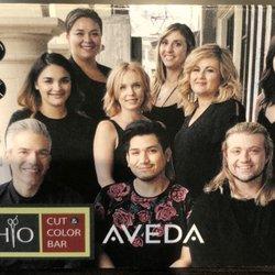 Pistachio Cut & Color Bar, An AVEDA Salon