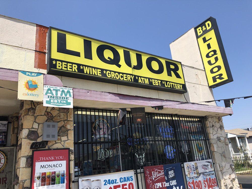 B & D Liquor