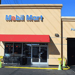 Harbor View Mobil Gas
