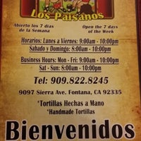 Los Paisanos Restaurant