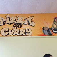 Pizza & Curry