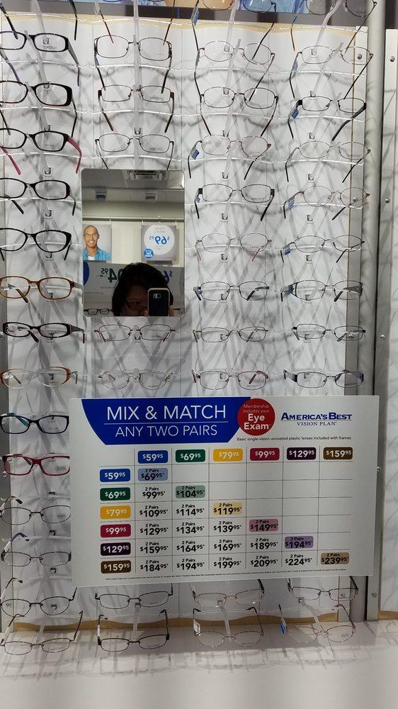 America's Best Contacts & Eyeglasses 320 N Glendale Ave, Glendale