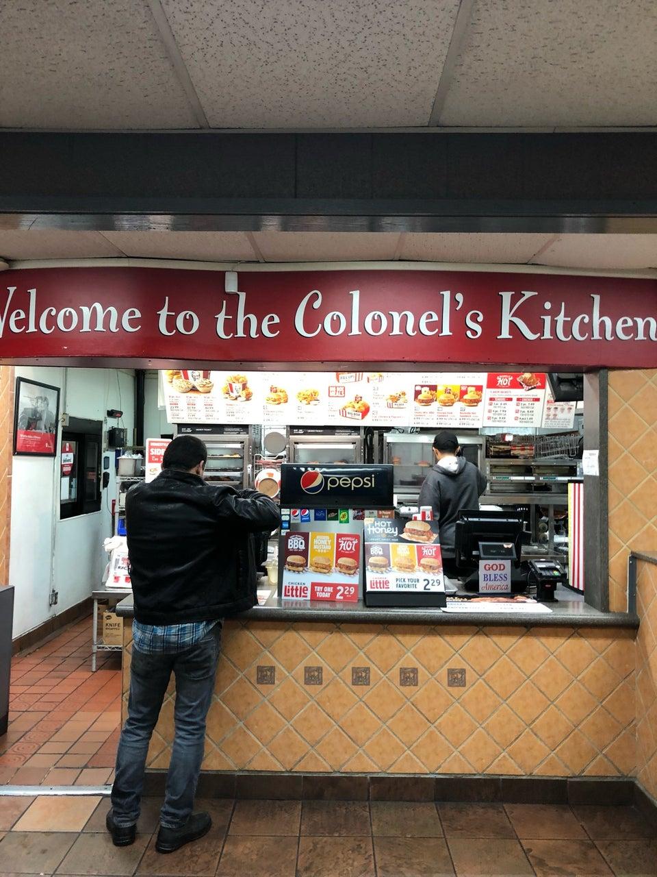 KFC 200 N Verdugo Rd, Glendale