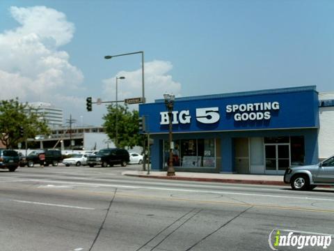 Big 5 Sporting Goods 144 N Central Ave, Glendale