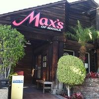Max's Restaurant, Cuisine of the Philippines, Glendale
