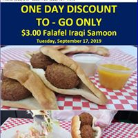 AKKAD Mediterranean & Iraqi Grill