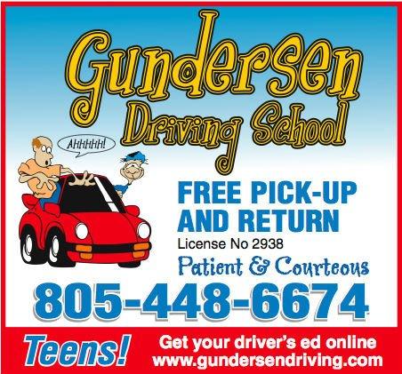Gundersen Driving School 5730 Hollister Ave #14, Goleta
