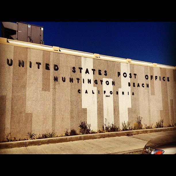 USPS Huntington Beach
