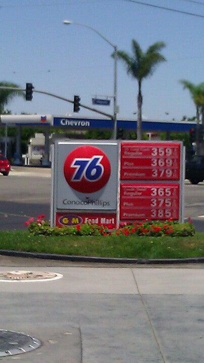 76 Huntington Beach