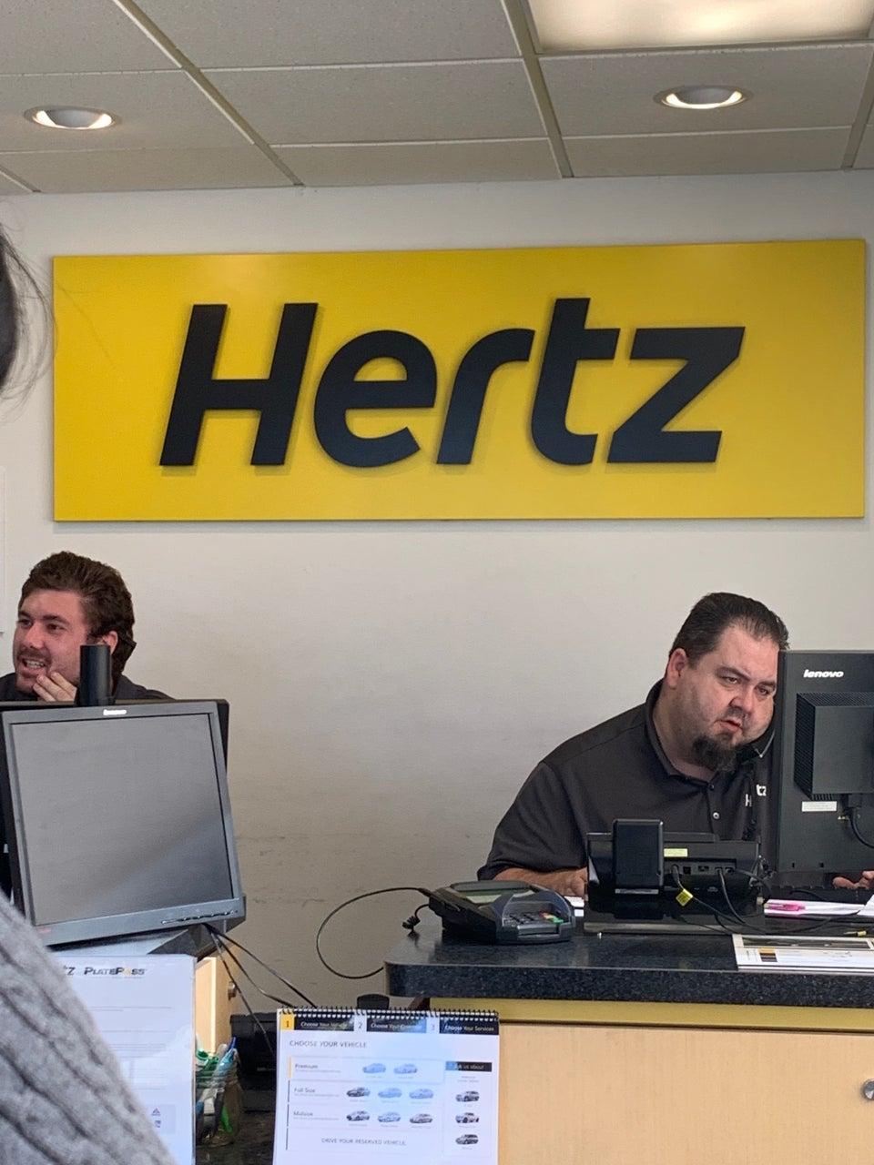 Hertz 17090 Beach Blvd, Huntington Beach