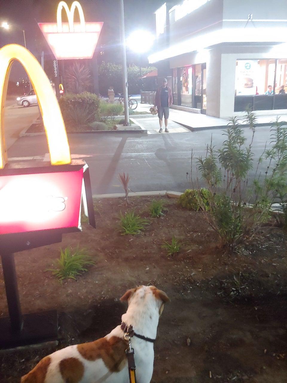 McDonald's Huntington Beach