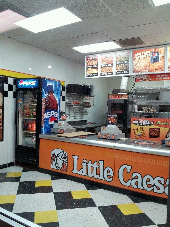 Little Caesars Huntington Beach