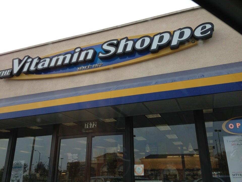 Vitamin Shoppe 7672 Edinger Ave, Huntington Beach