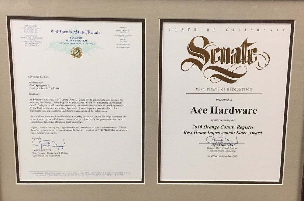 Ace Hardware Huntington Beach