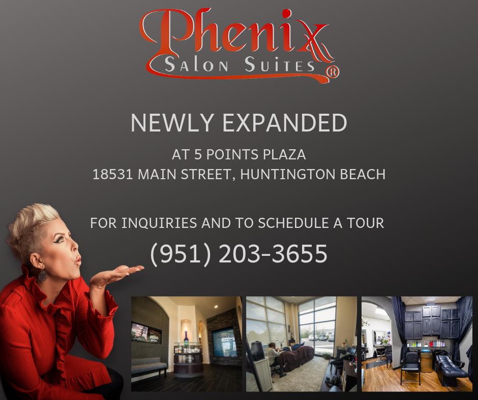 Phenix Salon Huntington Beach