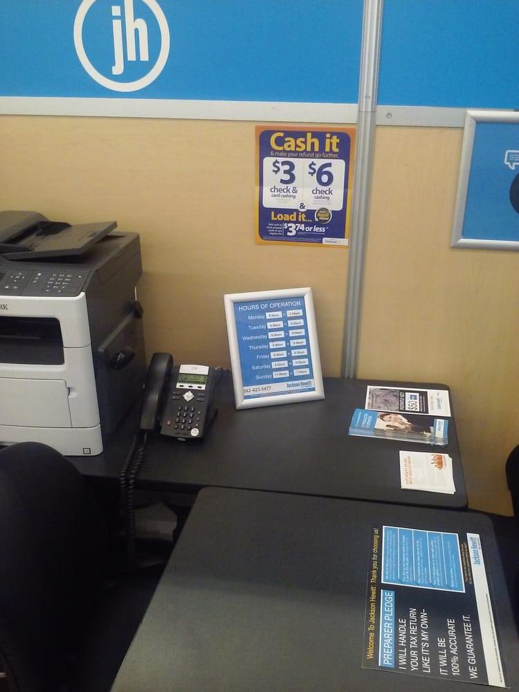 Jackson Hewitt Tax Service 8230 Talbert Ave, Huntington Beach