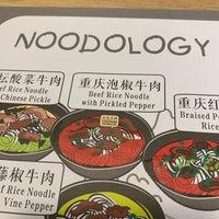 Noodology