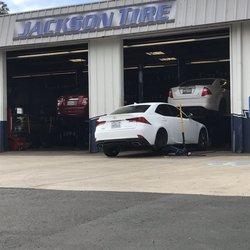 Jackson Tire Services Inc.
