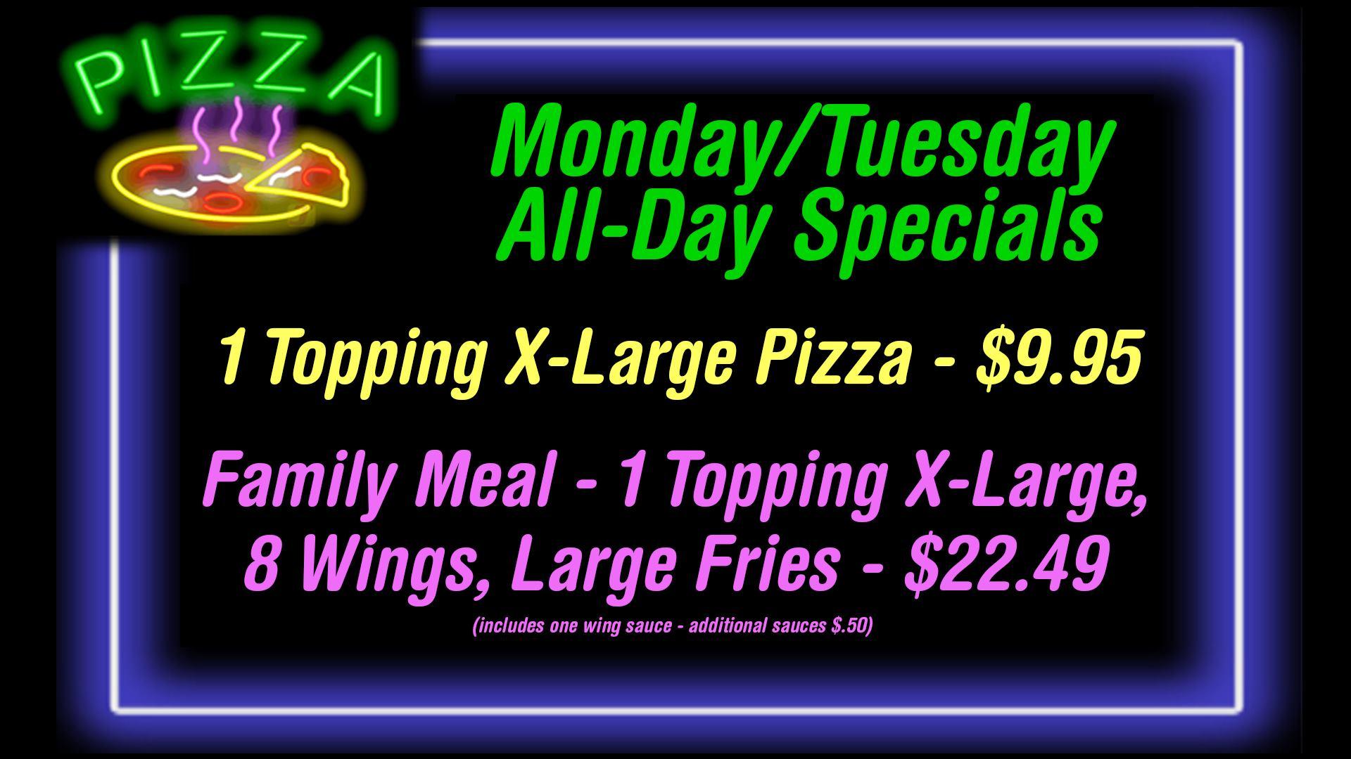 Kingpin Pizza 2510 E Carson St, Lakewood