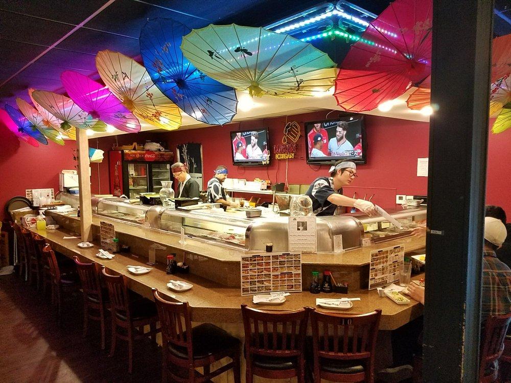 Joe's Sushi Japanese Restaurant 5607 South St, Lakewood