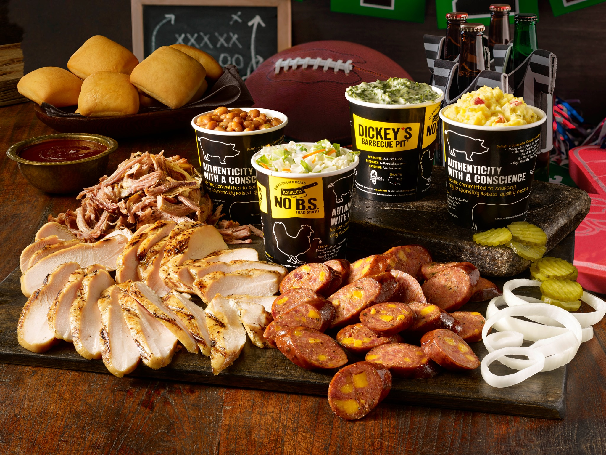 Dickeys Barbecue Pit 5125 Candlewood St, Lakewood
