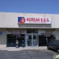 Korean Restaurant & Market