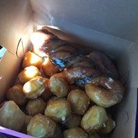 Sugary Doughnuts