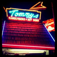 Original Tommy's World Famous Hamburgers