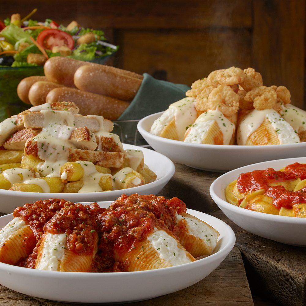 Olive Garden Italian Restaurant 1350 Great Mall Dr, Milpitas