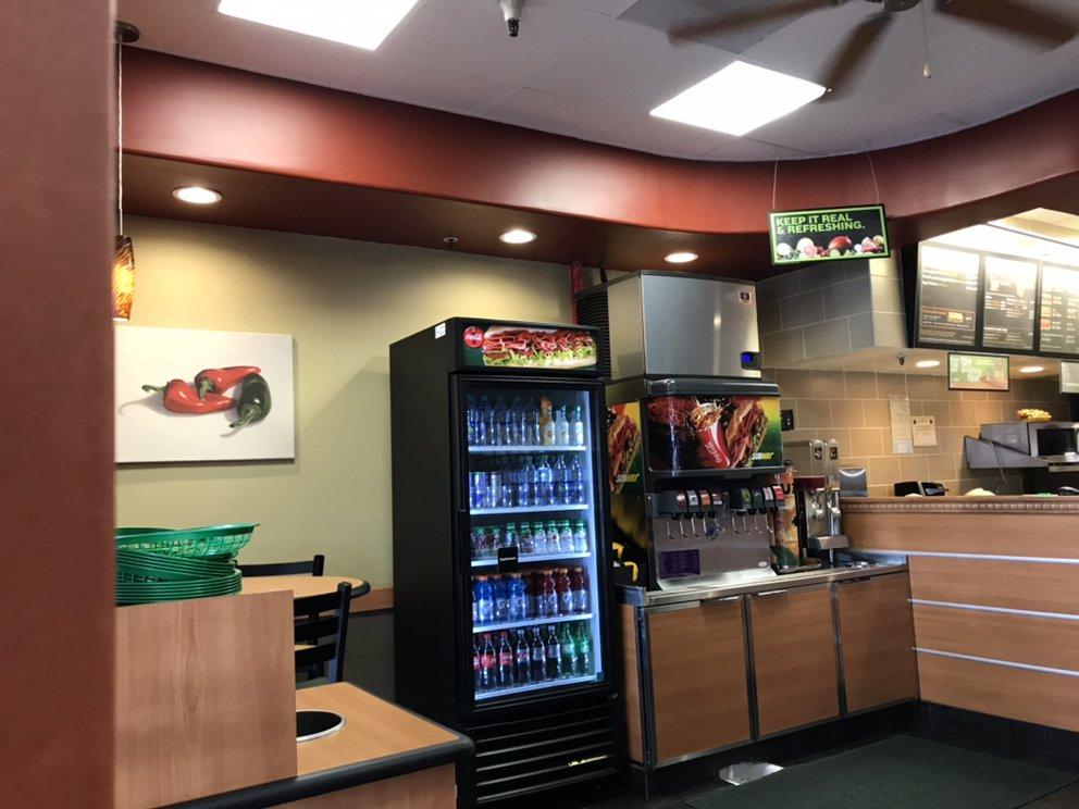 Subway Restaurants 115 N Milpitas Blvd, Milpitas