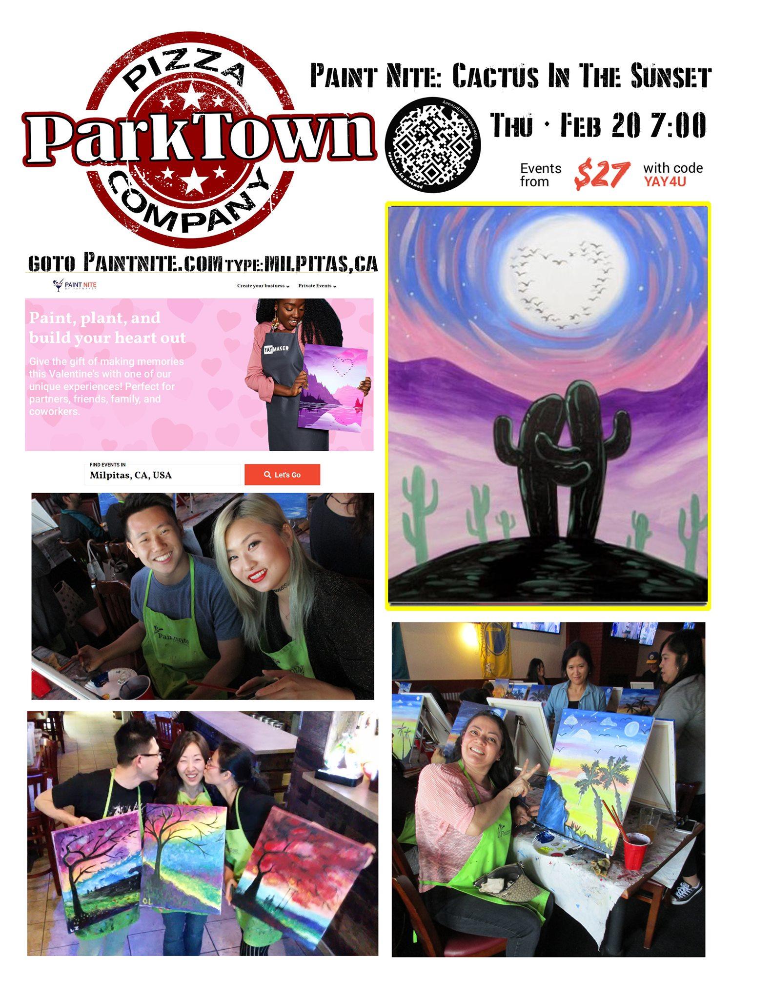 Parktown Pizza Company 1350 S Park Victoria Dr, Milpitas