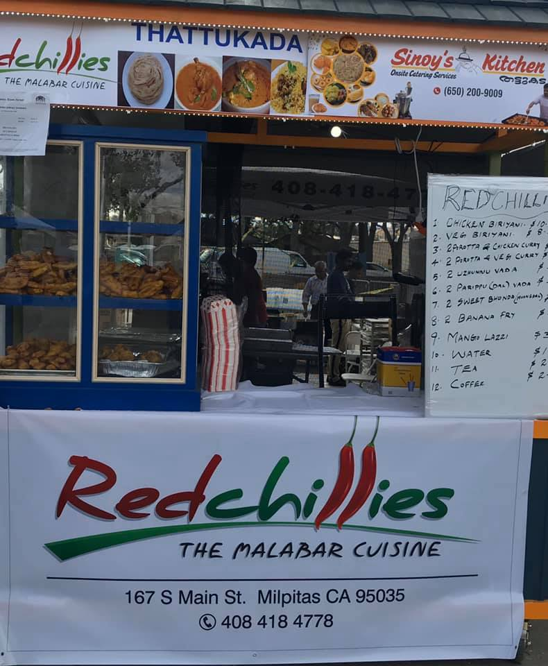 Red Chillies The Malabar Cuisine 167 S Main St, Milpitas