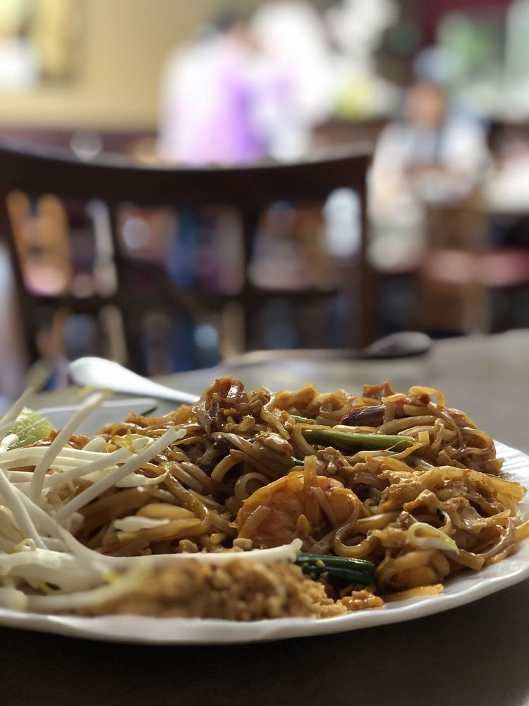 Honey Thai Restaurant 57 N Milpitas Blvd, Milpitas