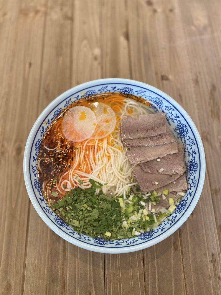 Lanzhou Hand Pulled Noodles 1818 Milmont Dr, Milpitas