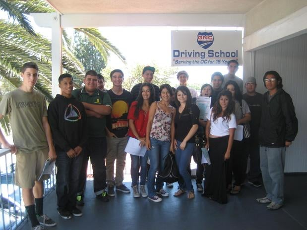 GNC Driving School South County 28692 Marguerite Pkwy #12, Mission Viejo