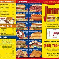Jimmy's Burger's
